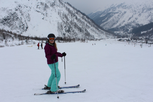 Rebecca at Domaine de Balme
