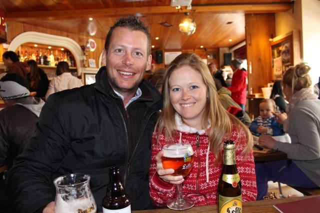 Apres ski at Chambre-Neuf