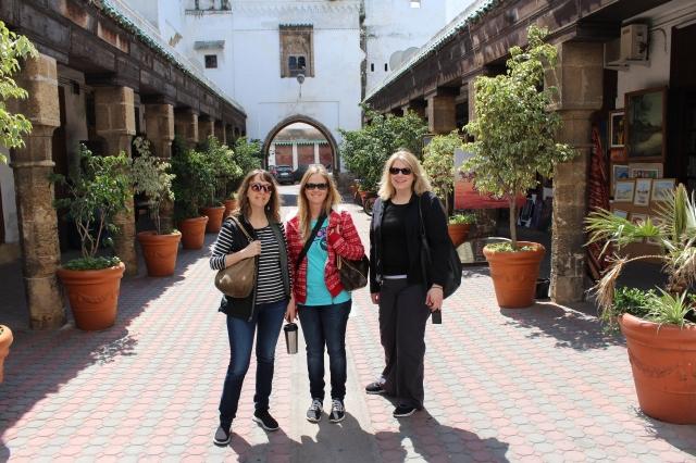 Touring the New Medina