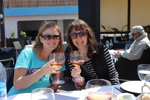 Lunch on the Corniche