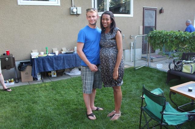 Scott and Jenelle