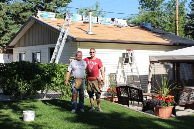 Erickson Roofing Ltd.
