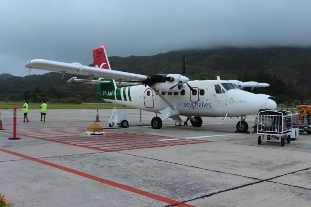 Air Seychelles' Twin Otter