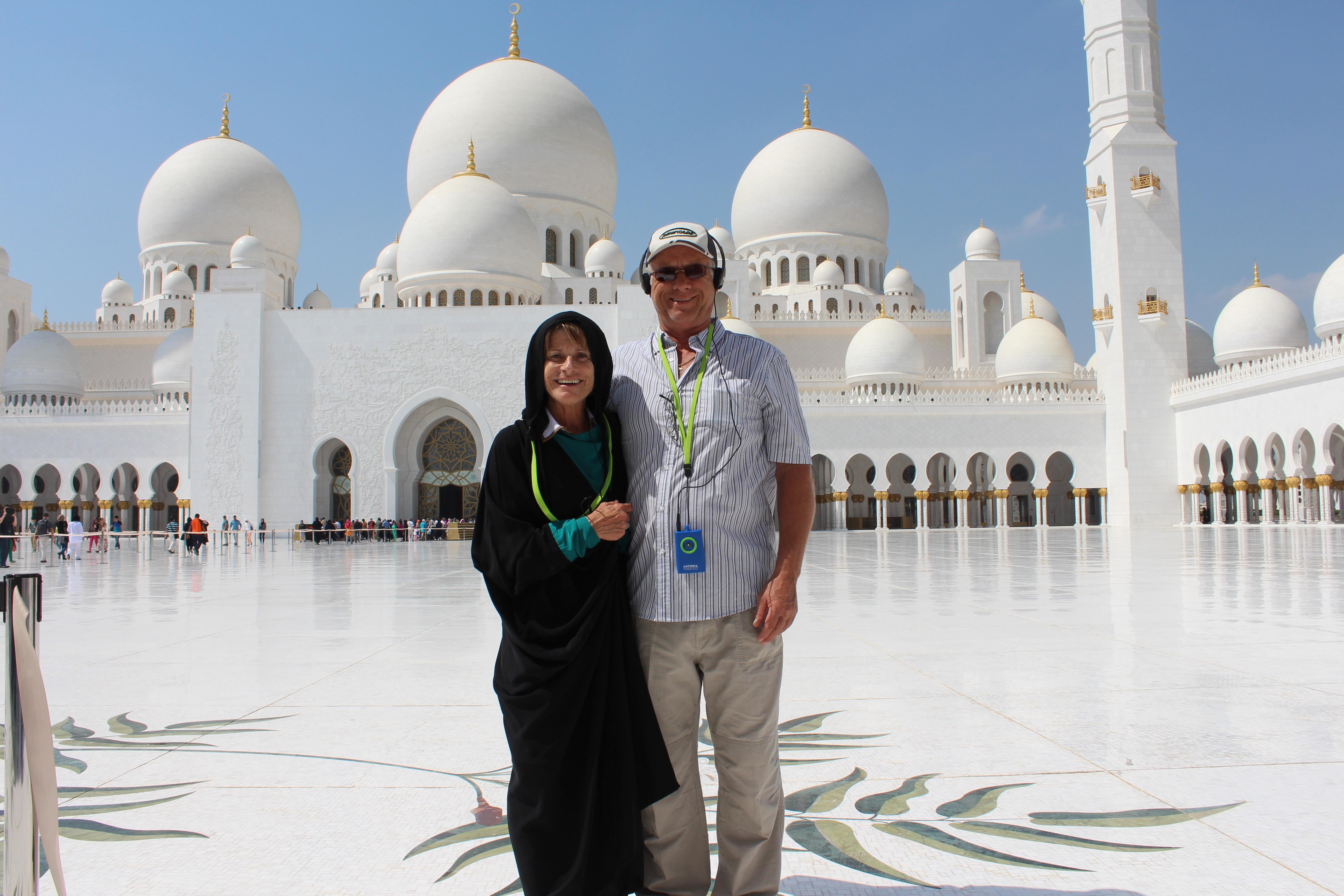 Judy And Vern S Arabian Vacation Bec And Dan S Overseas Adventure