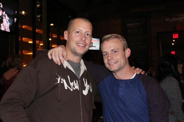 Dan and Scott