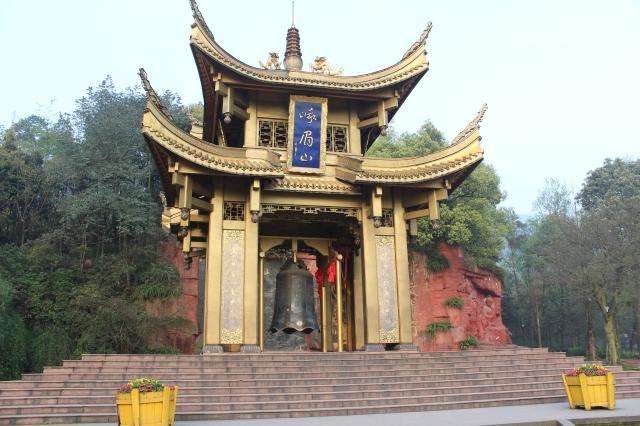 Golden Pavilion to mark the start of my trek
