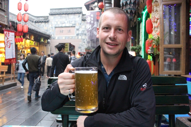 Beer on Jinli Street