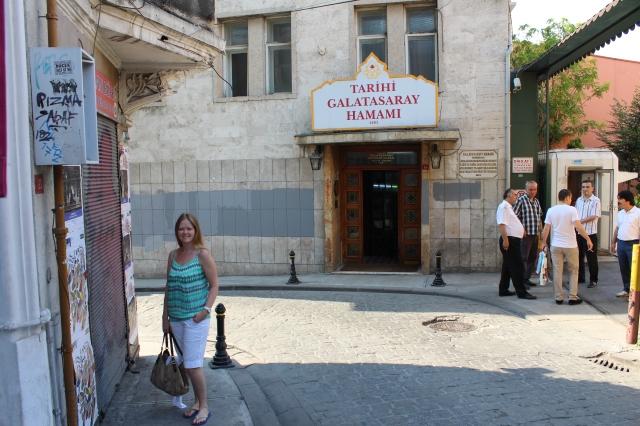 Galatasaray Hamam est. 1481