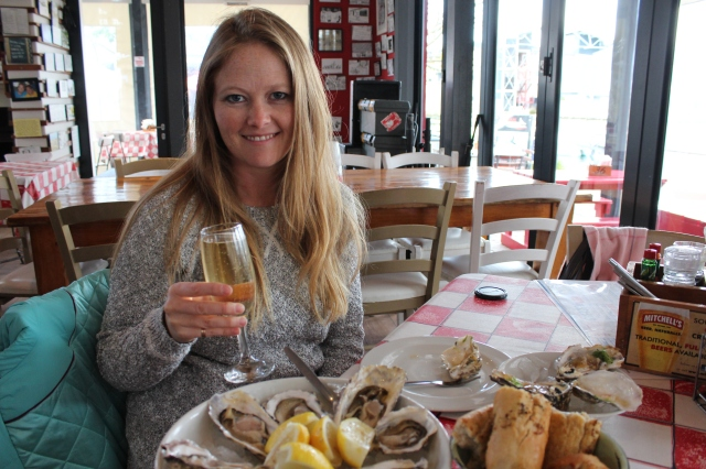 Tapas and Oysters Restaurant in Knysna