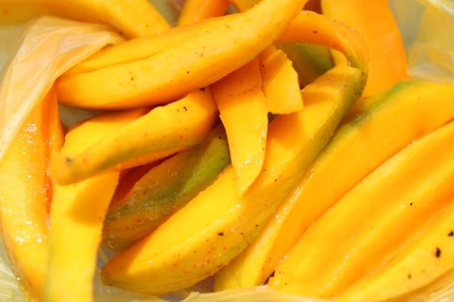 Mango with Chili
