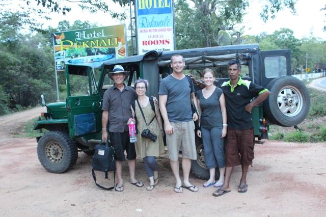 Sri Lankan Elephant Safari Tour