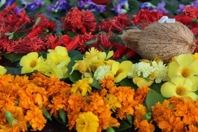 Flower offerings