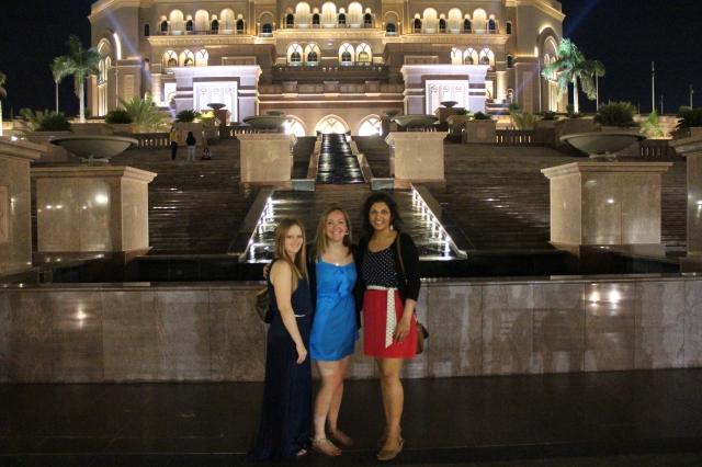 Mojito night at Emirates Palace Hotel