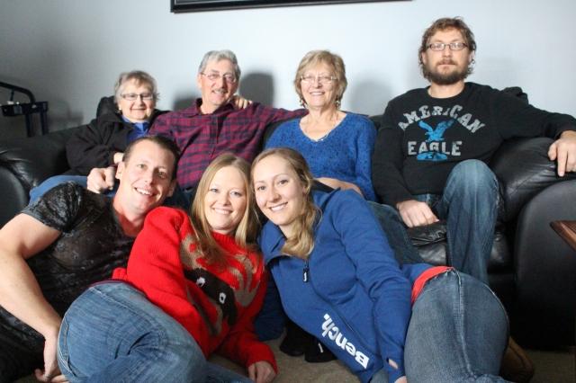 Rettenmier family shot