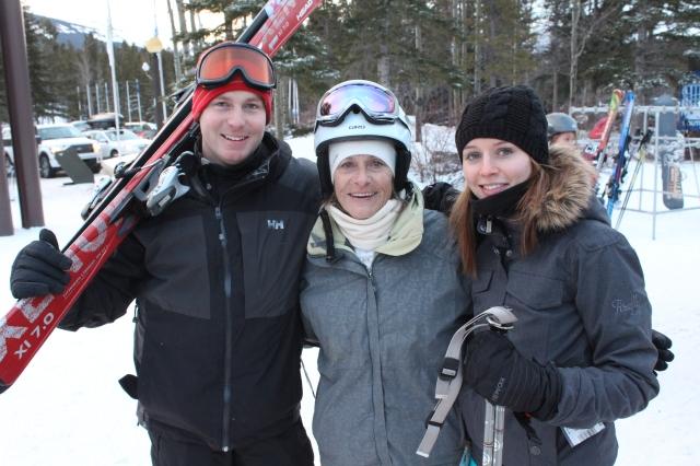 Erickson Ski Day