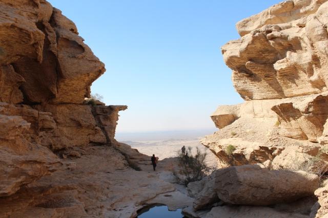 Scenic wadi