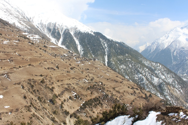 Ghyaru...crazy place for a village