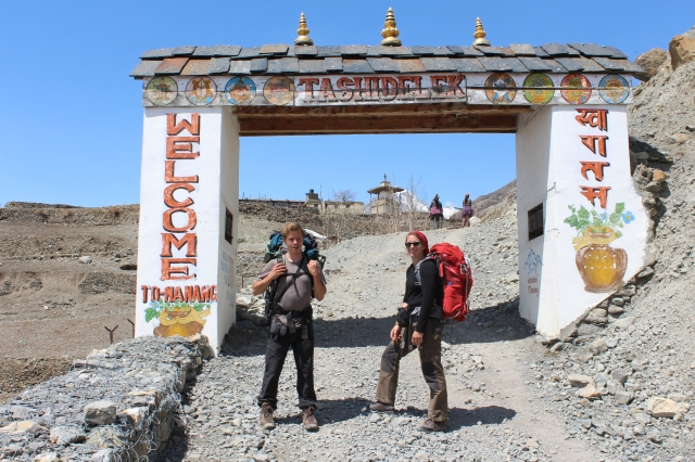 Welcome to Manang...our very own Shangri-La
