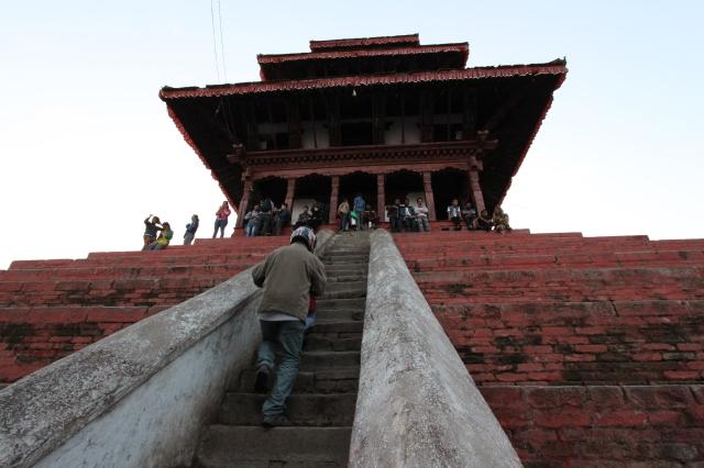 Temple in Durbar Square