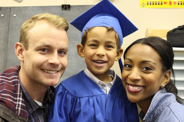 Scott, the scholar, and Jenelle