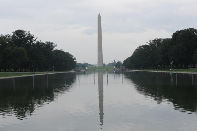 Reflecting Pool and Washington Monument