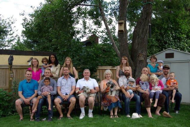Erickson Family Pic