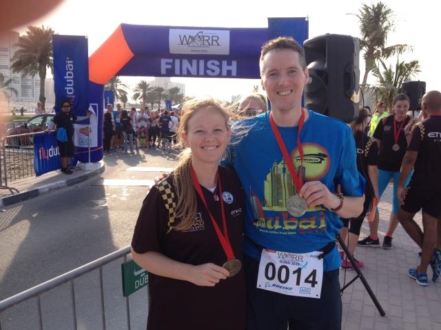 10km Race Finishers
