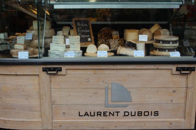 Laurent Dubois Cheese