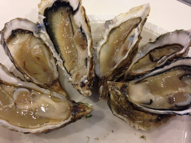 Those Archachon Oysters!