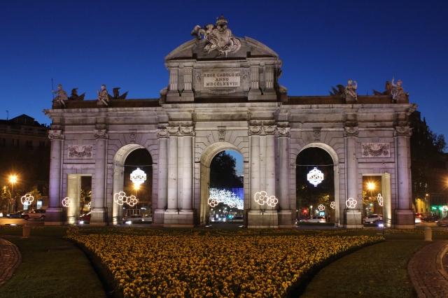 Alcalá Gate