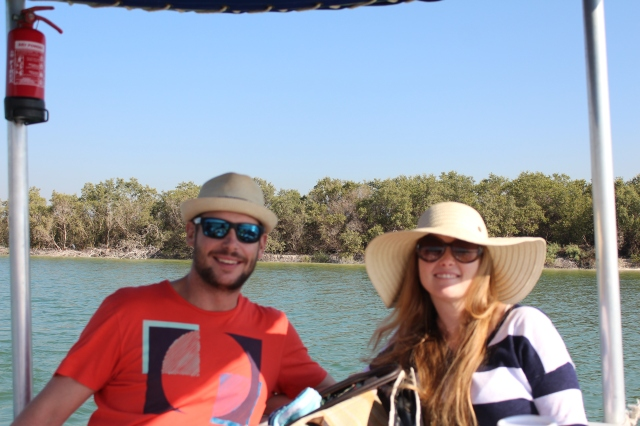Eco-Donut Boats on the Mangroves
