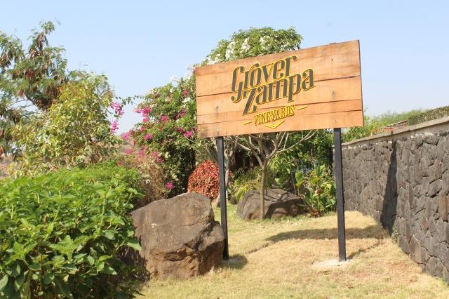 Grover Zampa Vineyard