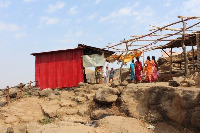 Near the source of the Godavari