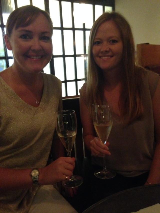 Champagne Happy Hour