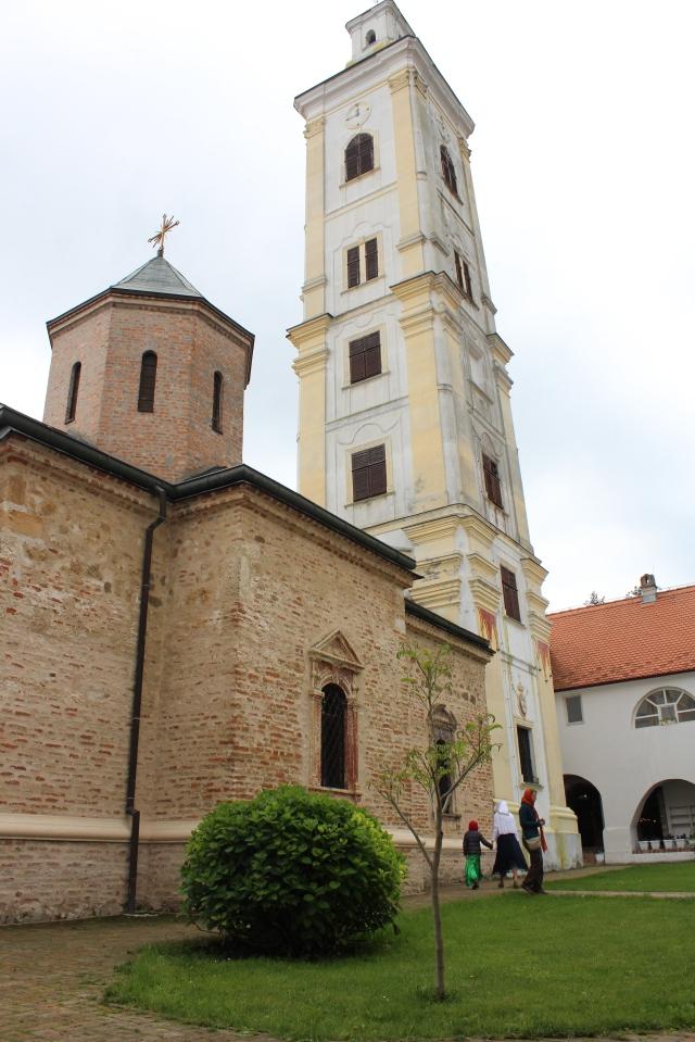Manastir Velika Remeta in Fruska Gora