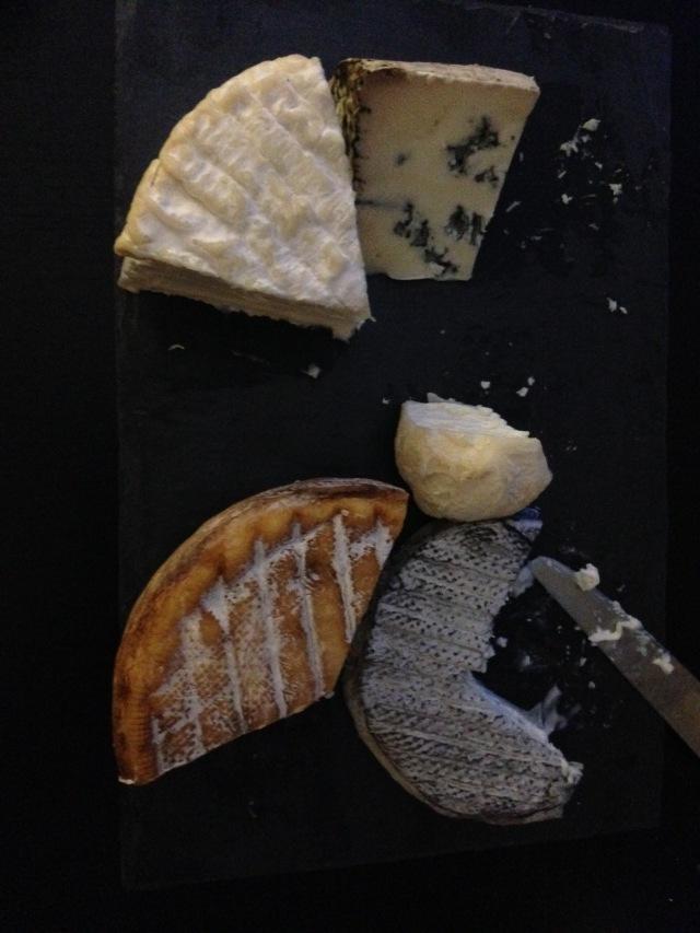 Cheese course!!