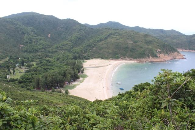 Long Ke beach