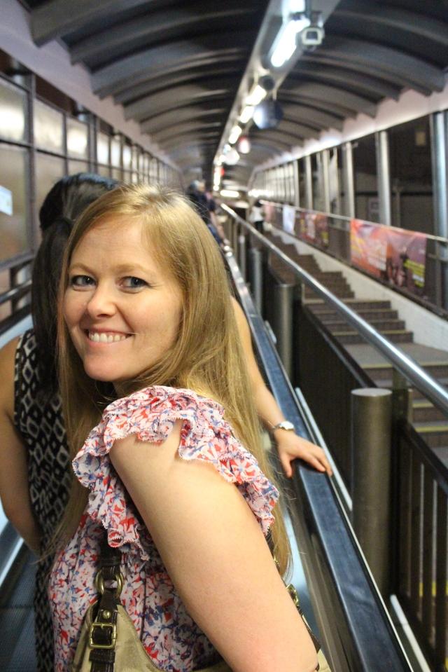 Riding the Mid Levels Escalator