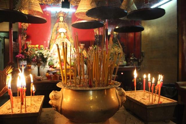 Inside Man Mo Temple