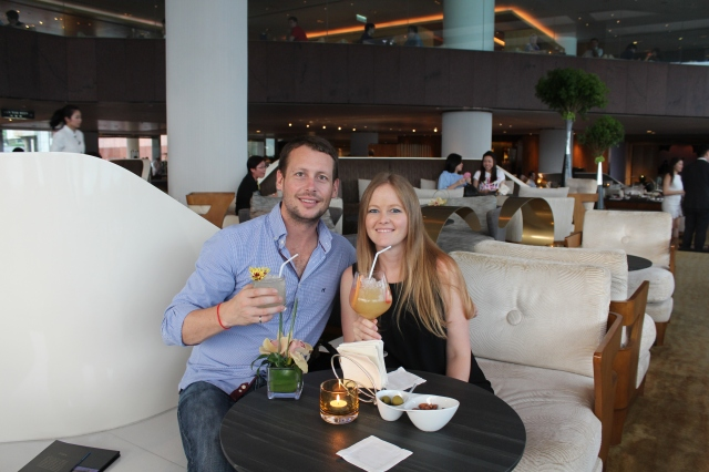 Cocktail at the InterCon