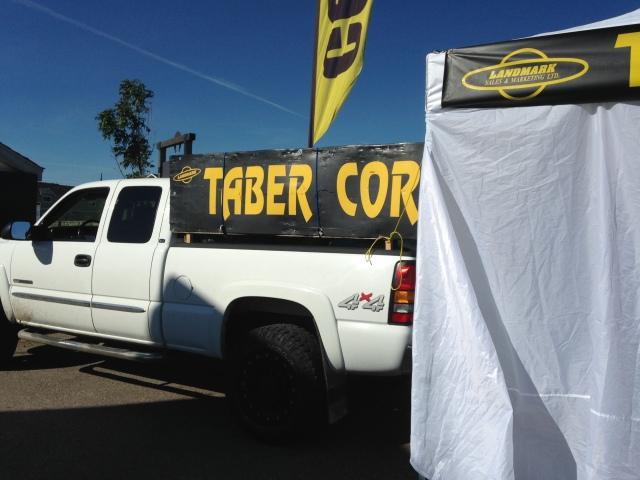 Taber Corn Truck