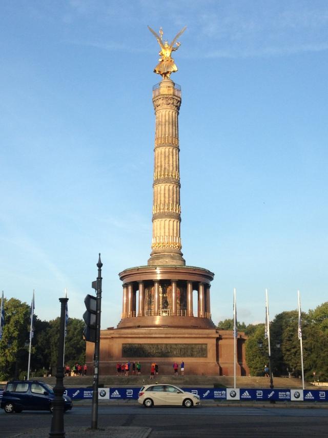 Victory Column in Tiergarten