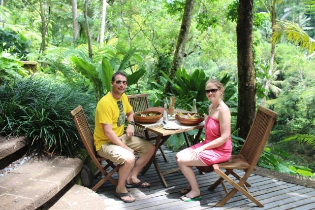Jungle picnic