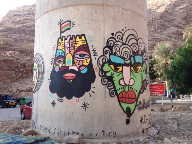Omani graffiti