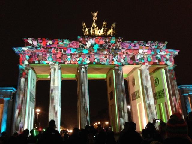 Festival of Lights - Brandenburg Gate