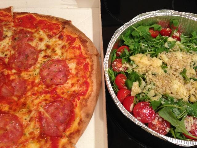 Move In Pizza