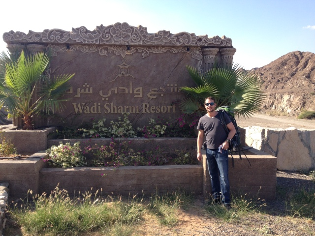 Wadi Sharm Resort...a true oasis